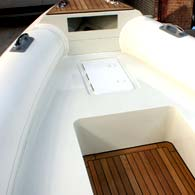 Professional fitting by Rodella RIBS